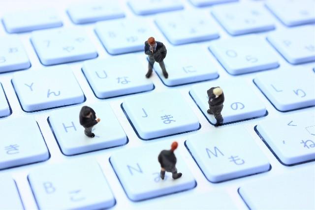 ミニチュアキーボード