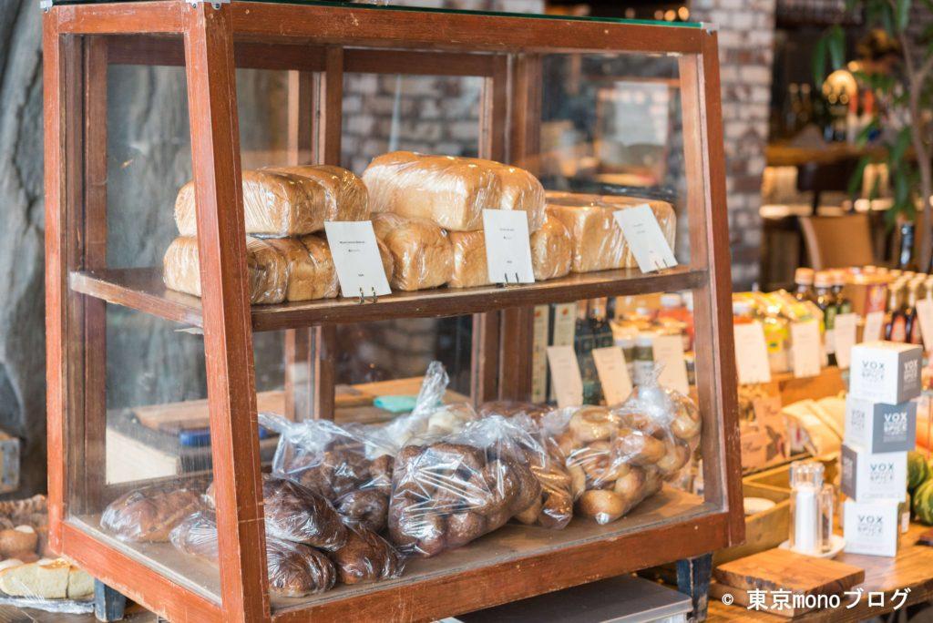 BARNYARD自家製パン