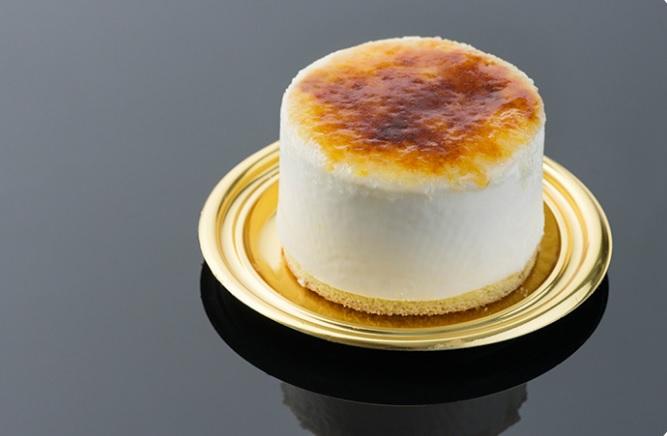 ドミニクアンセルベーカリー-コットンソフトチーズケーキ
