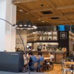 cafe 1886 at Bosch店内の様子