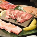 溶岩焼薩摩屋の肉