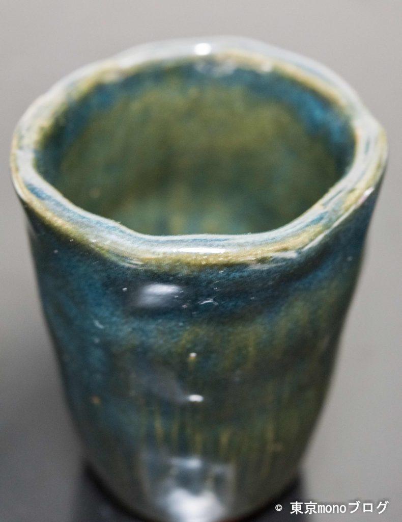 手びねり陶芸体験。焼き上がり。