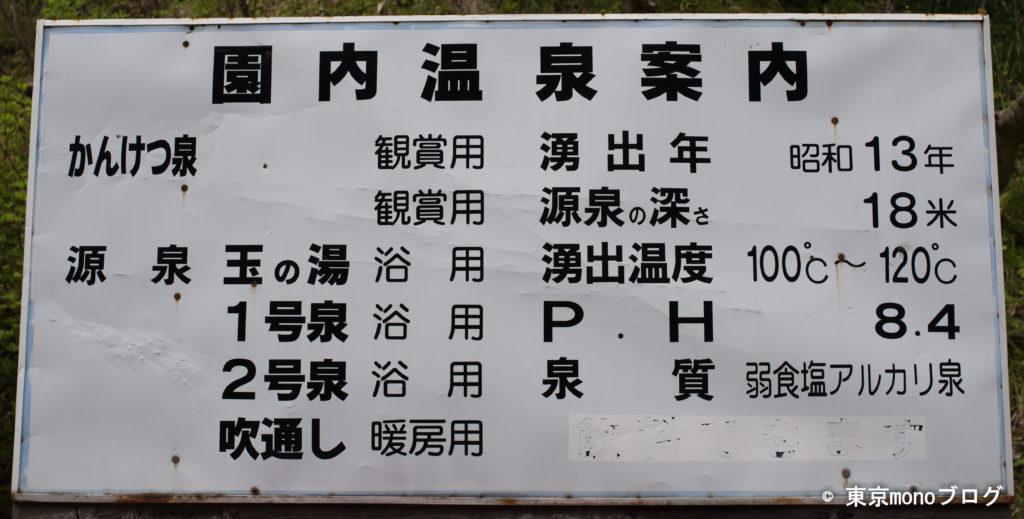 鬼首 かんけつ泉の詳細