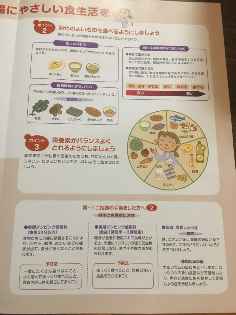 消化の良い食事