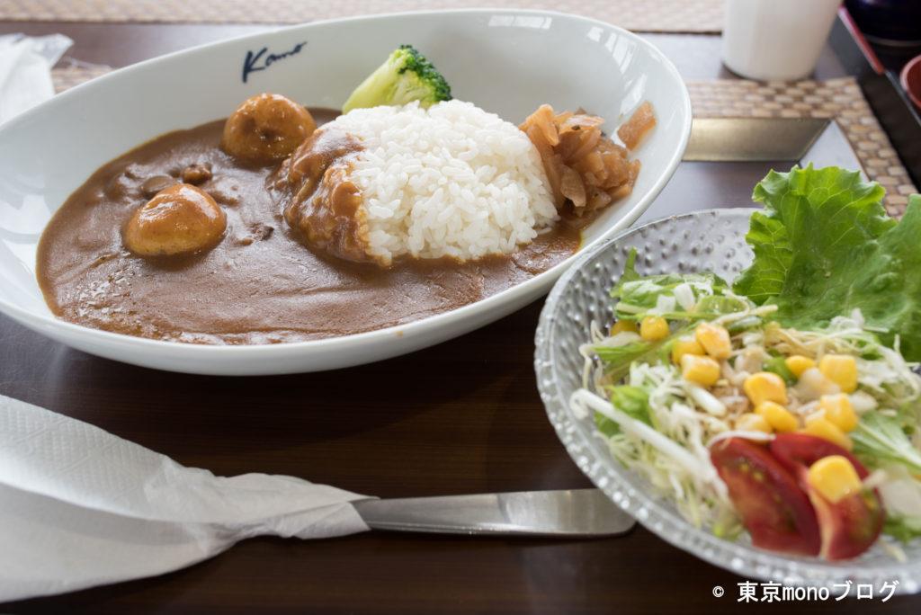 加茂水族館 レストラン