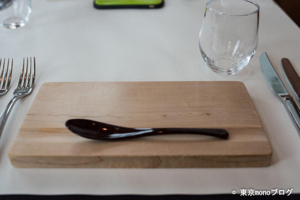 resonance テーブル