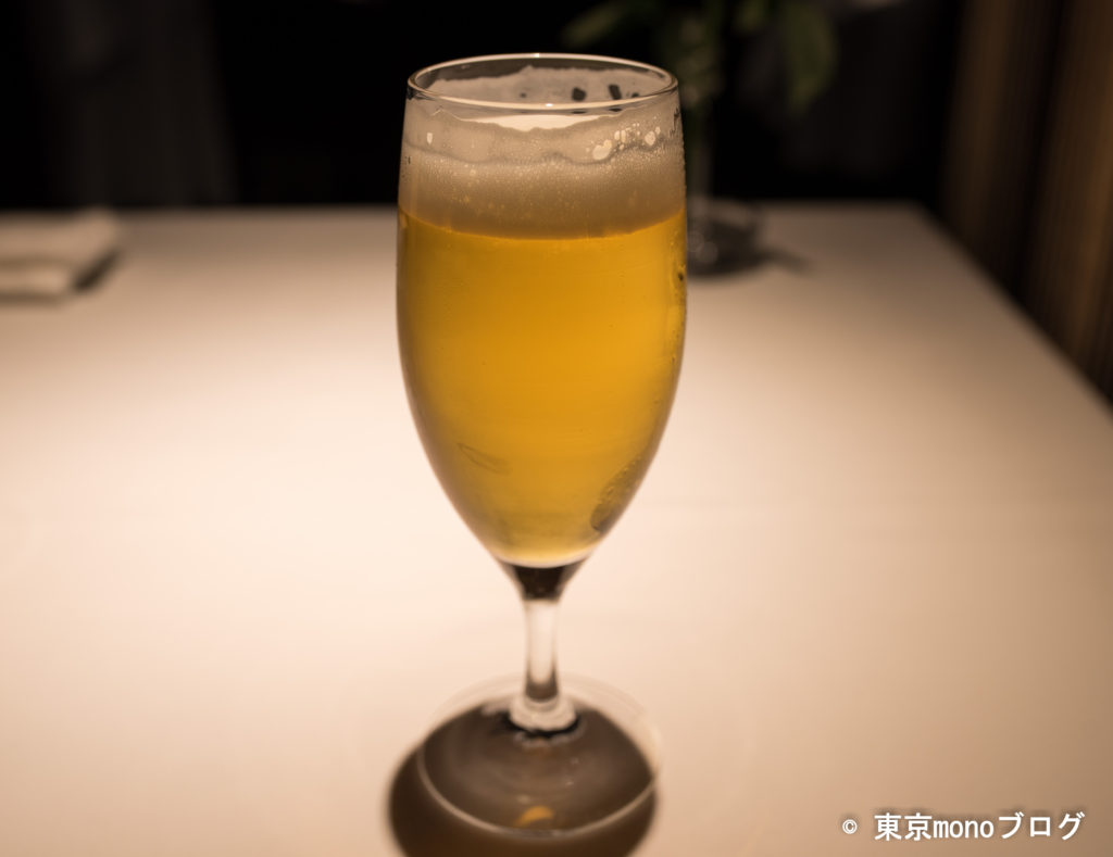 リストランテ・ヒロ青山 ビール