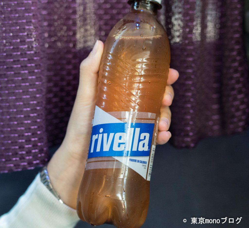 スイスの国民的飲料水rivella