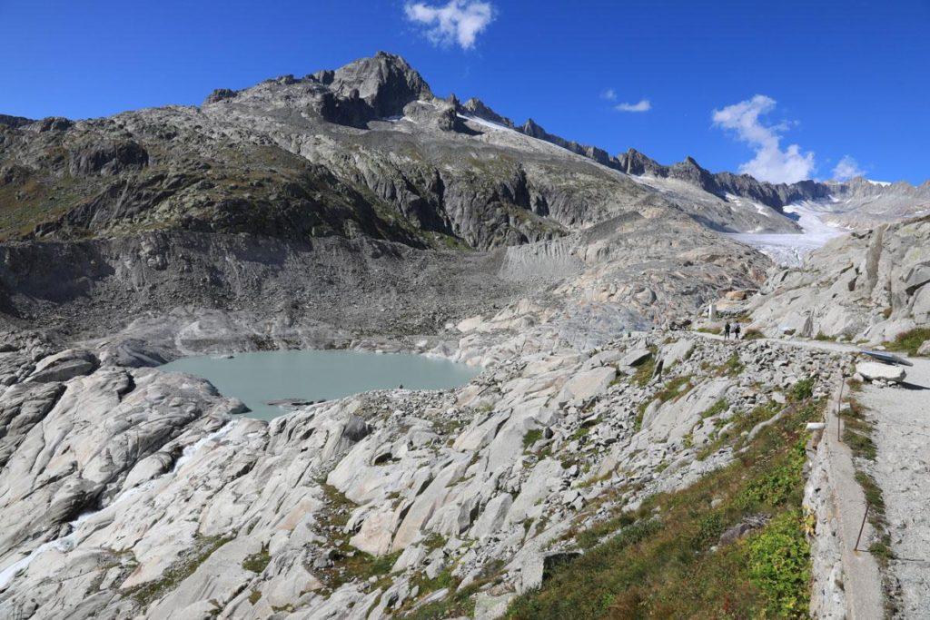 ローヌ氷河