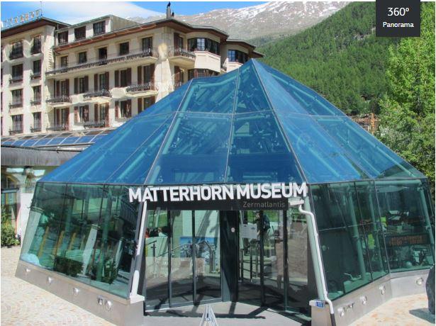 マッターホルン博物館