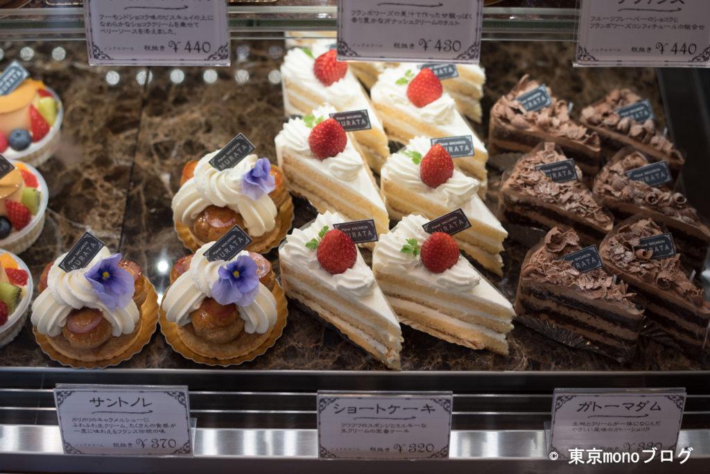 MURATAのショートケーキ