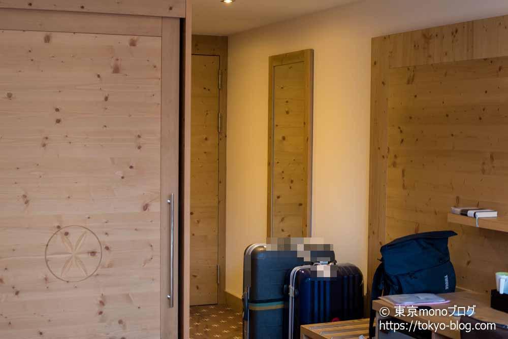 ニラ・アルピナ(Nira Alpina)の客室