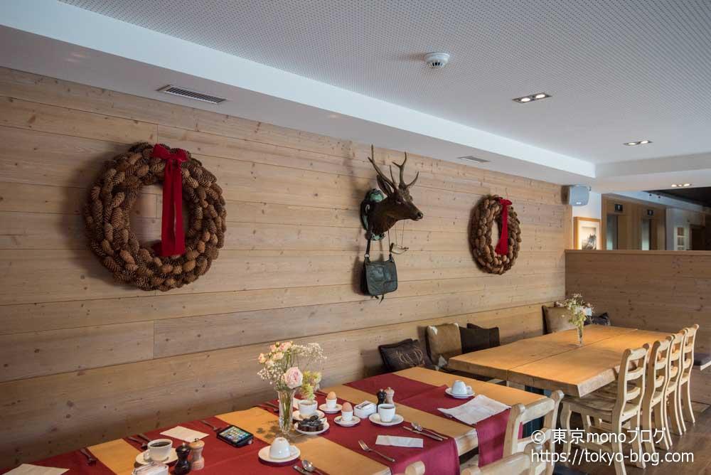 ニラ・アルピナ(Nira Alpina)のレストラン